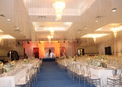 An event at the Grand Banquet Hall - Civic Centre 4