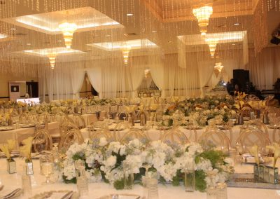 An event at the Grand Banquet Hall - Civic Centre 5