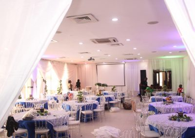 An event at the Panaromic View Hall - Civic Centre 5